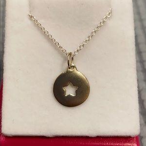 Helen Ficalora Star Cutout Necklace
